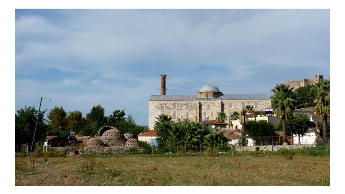 Mosquée d'Isa Bey