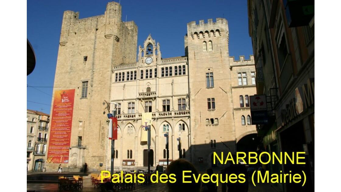 Narbonne Palais des Eveques