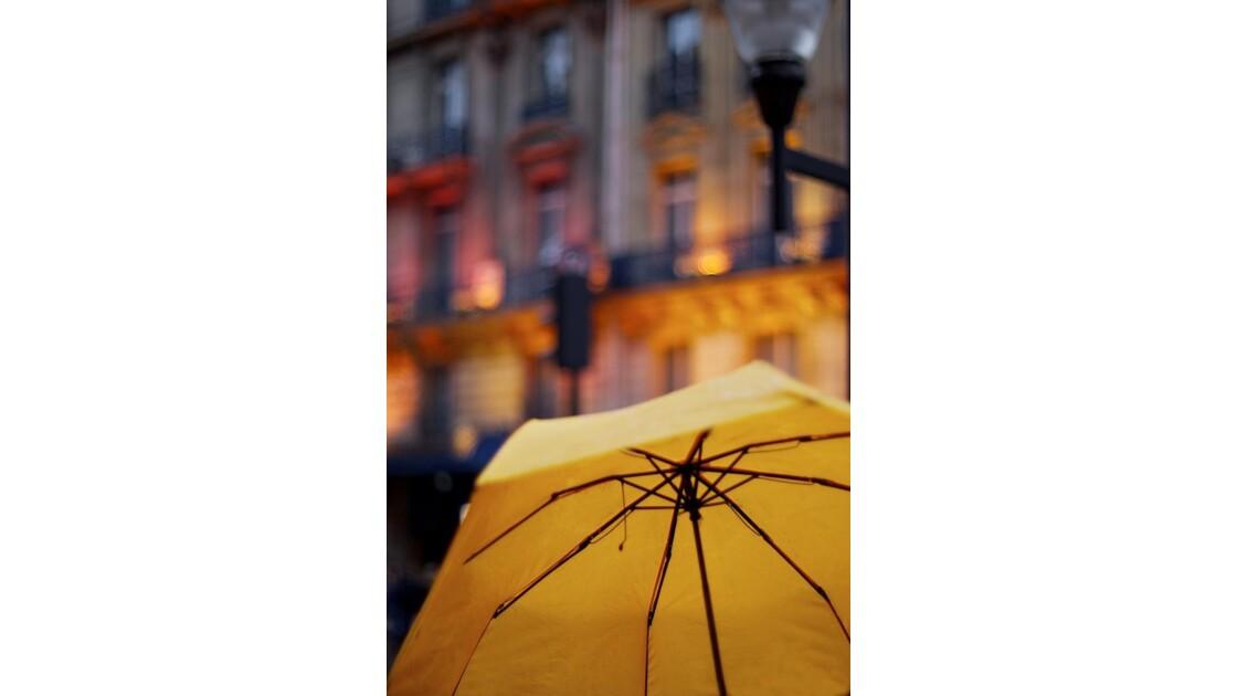 Parapluie - Jaune