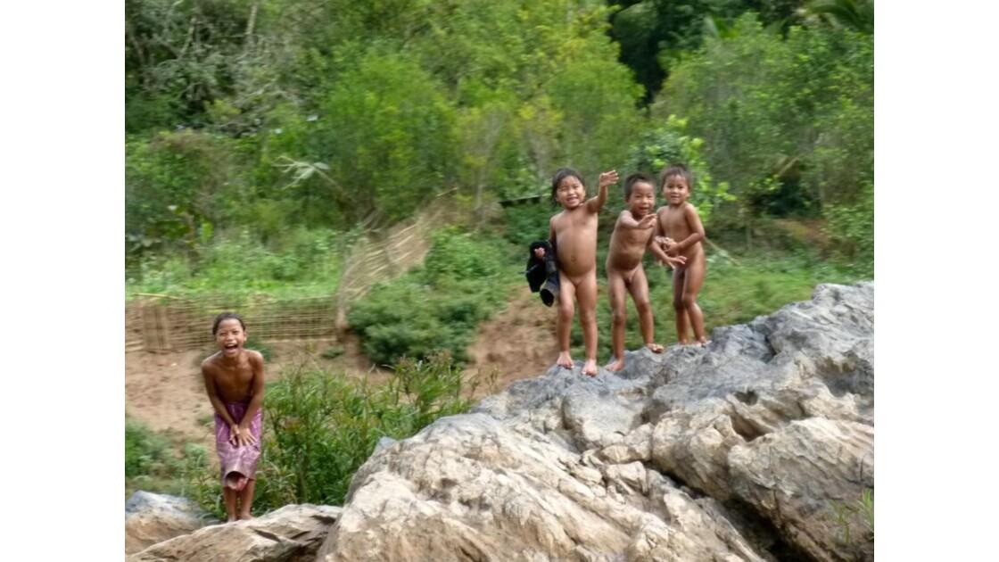 Laos-Au fil du Mekong