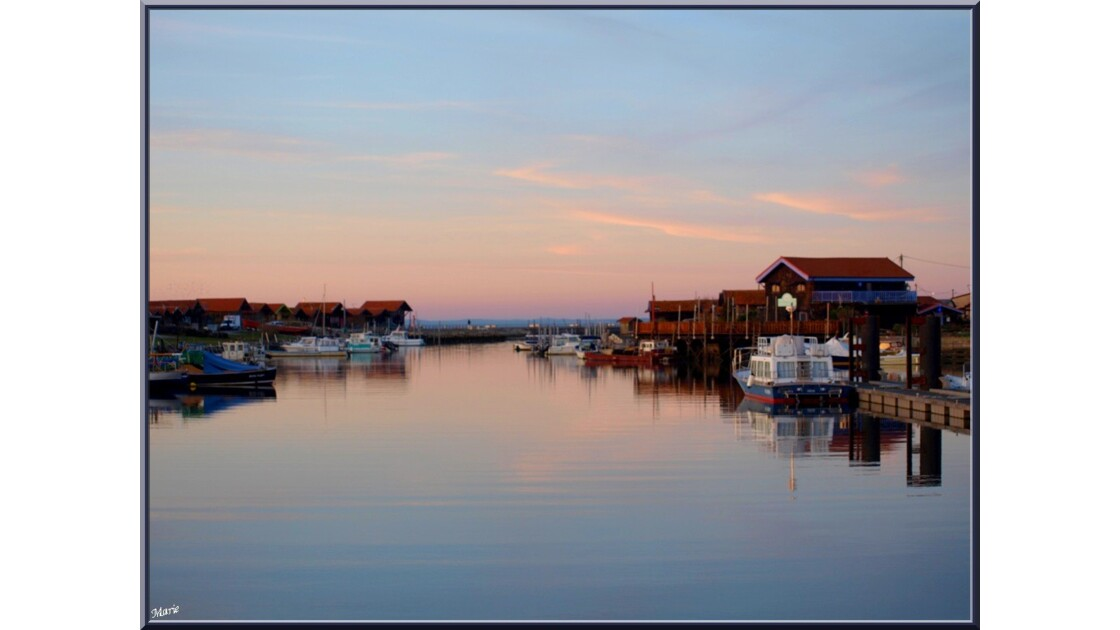 Port de Larros, soleil couchant_PC262203