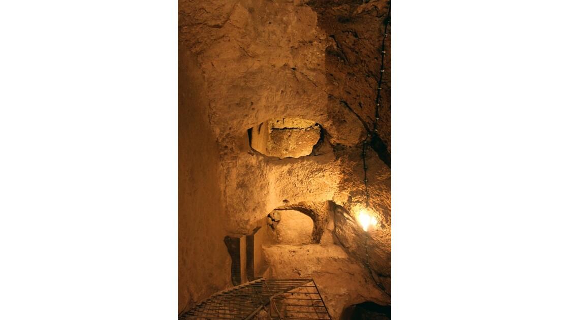 11 Derinkuyu  ville souterraine
