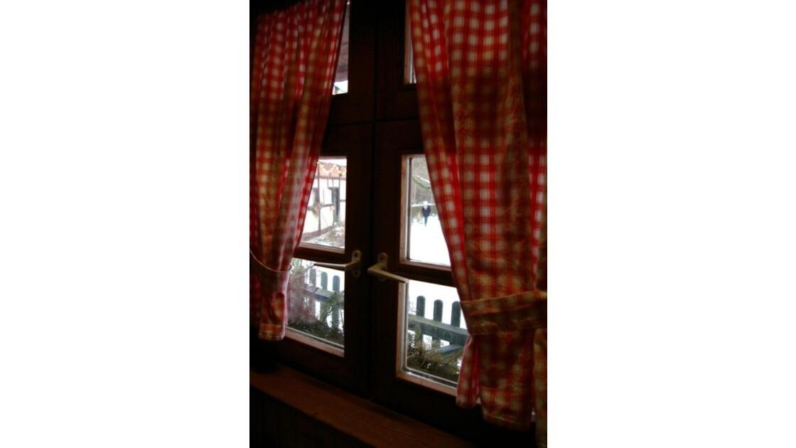 Par la fenêtre de l'Ecomusée