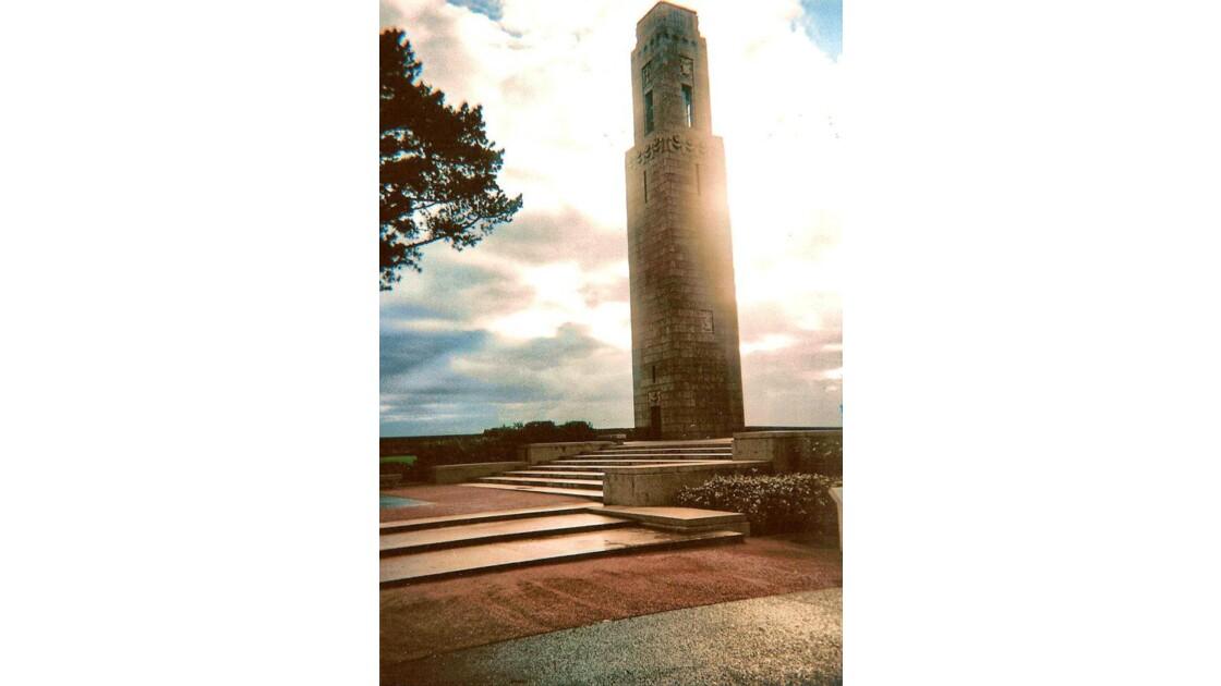 Monument américain, Brest