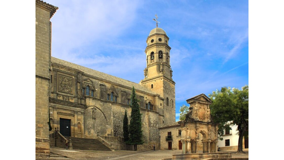 Cathédrale de Baeza