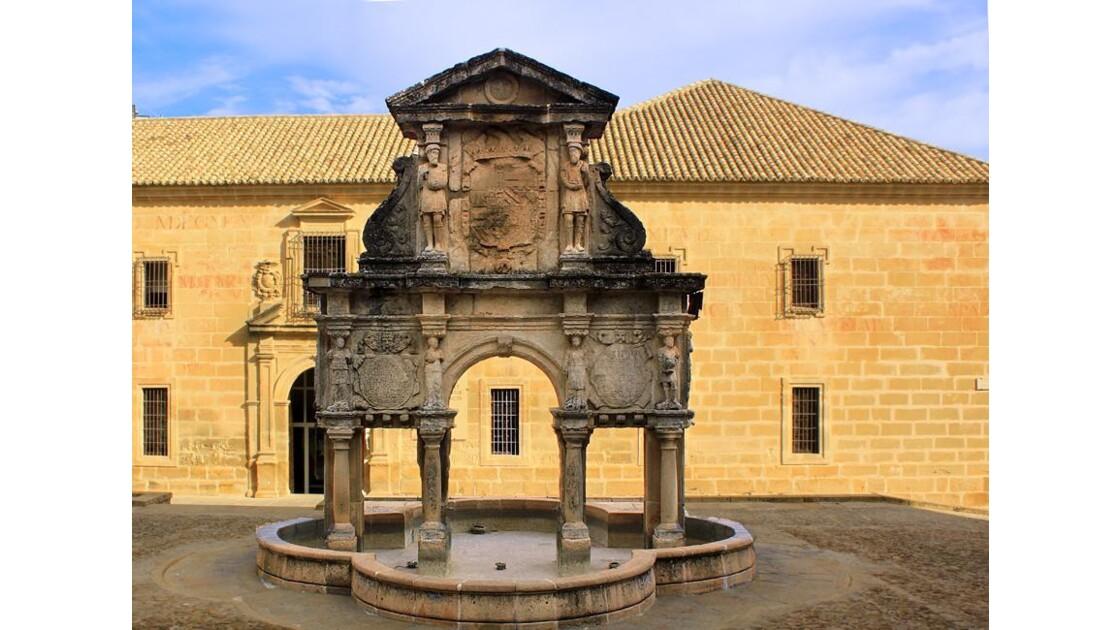 Fontaine de la Sourcede Ste Maria