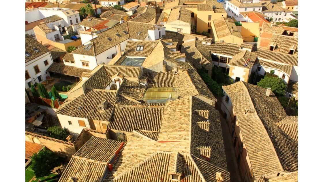 Les toits de Baeza 1