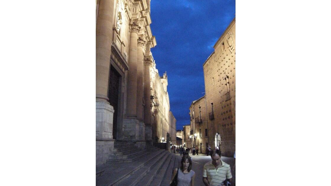 Salamanca una calle