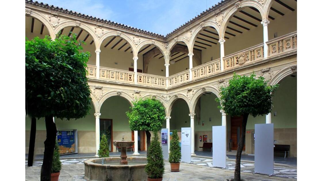Palacio de Jabalquinto Unversidad.