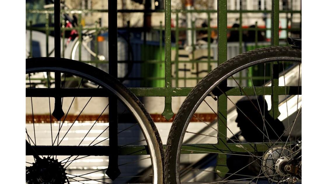 Métro, vélo boulot