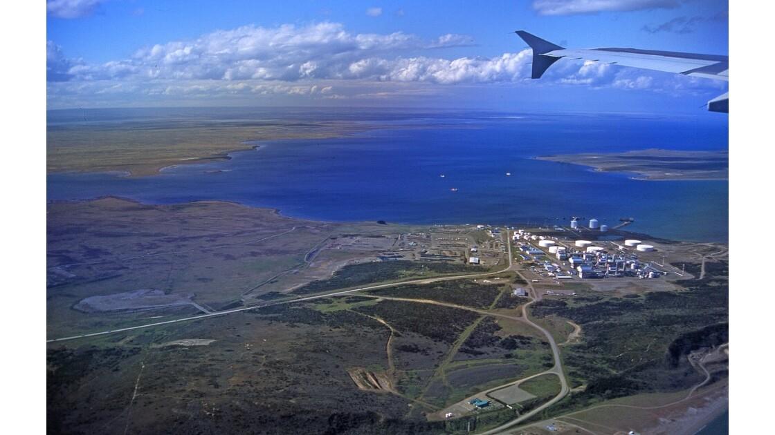 Arrivée à Punta Arenas