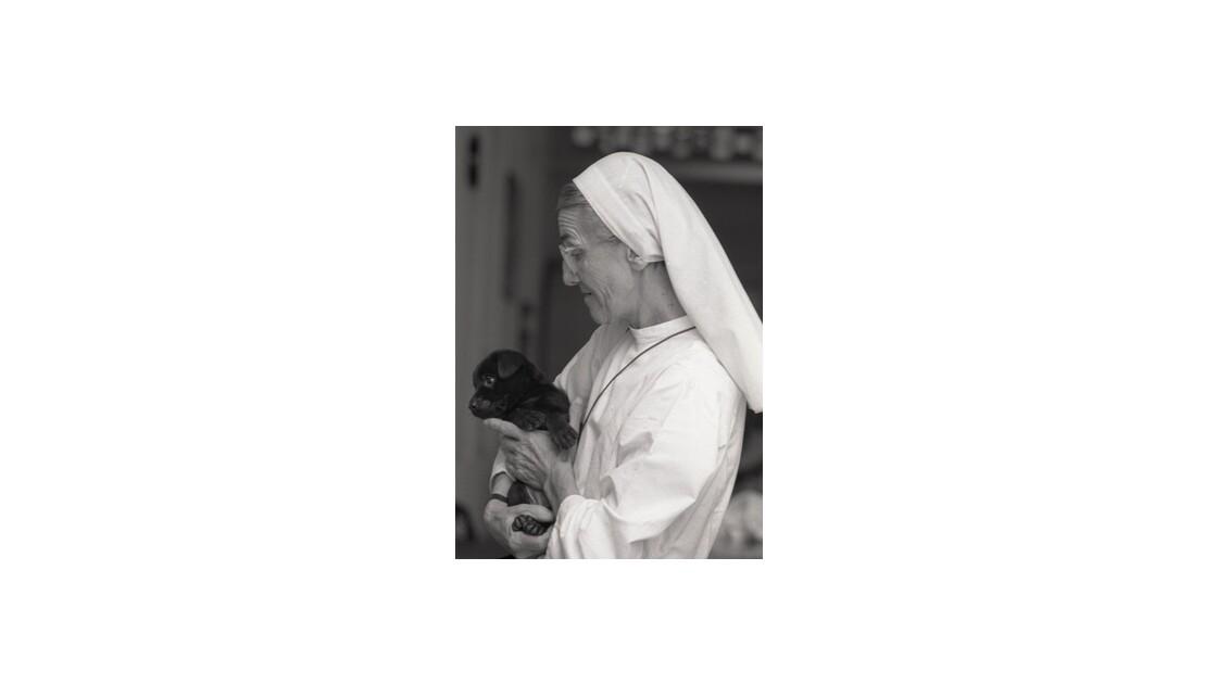 Sr Thérèse août 1993