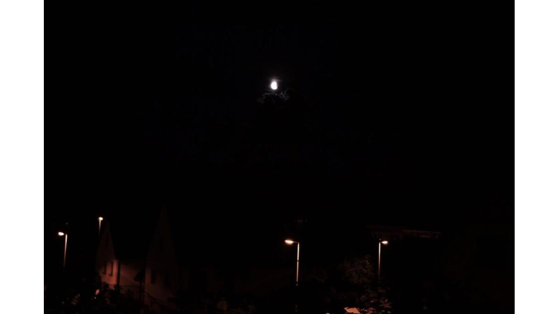 Gloomy moon