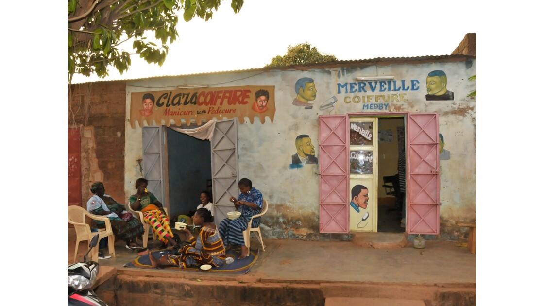 Salon de coiffure - Bobo-Dioulasso