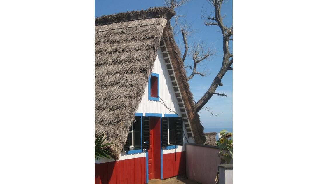 Santana et ses maisons typiques