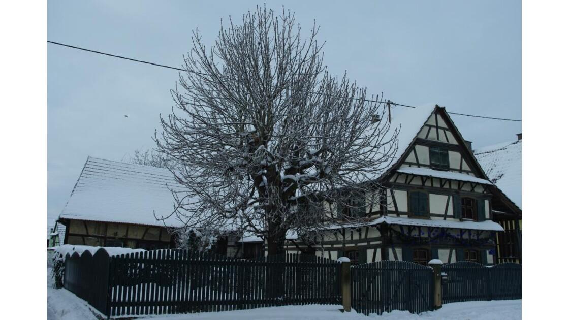 Kertzfeld Maison alsacienne