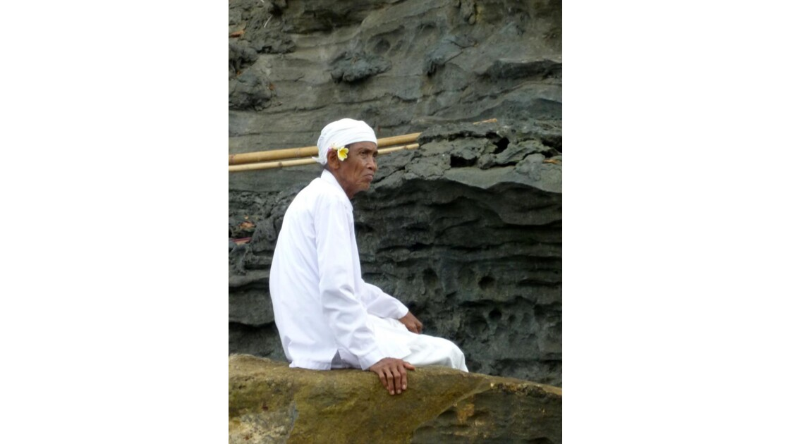 Indonesie-Le vieil homme et la mer