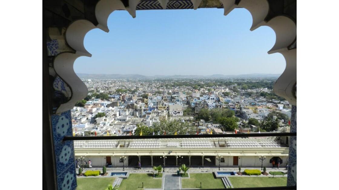 Vue sur la ville d'Udaipur.JPG