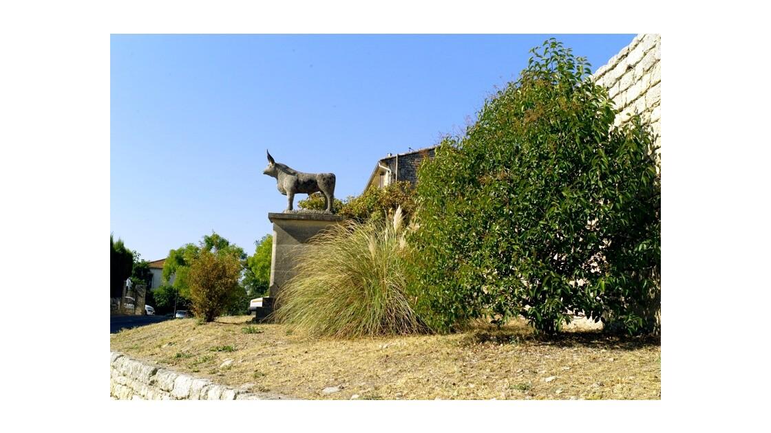 le monument symbole du village