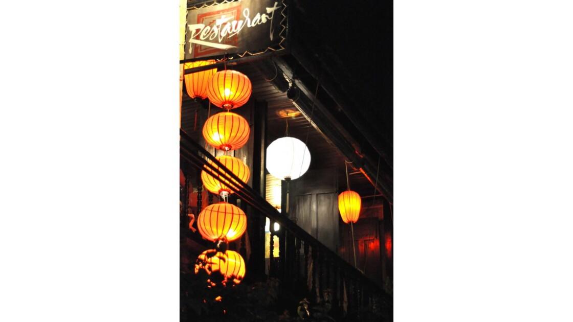Restaurant à Hoi An
