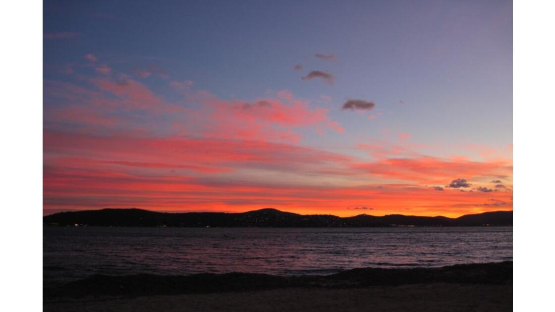 """Sunset on the Beach"" .JPG"