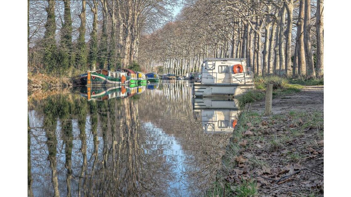 Canal du Midi - Port Capestang 3