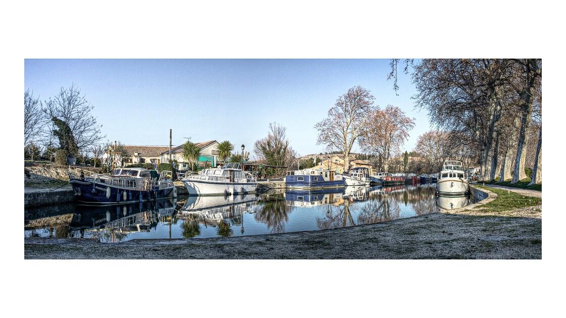 Canal du Midi - Port Capestang 7