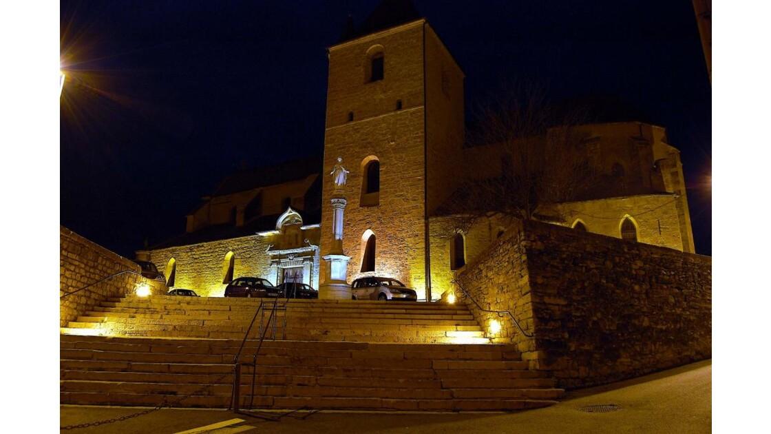 Marvejols, l'église