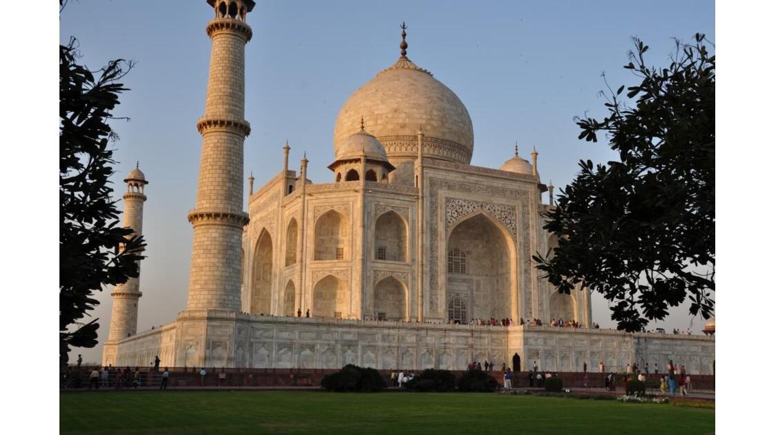 Inde, Taj Mahal