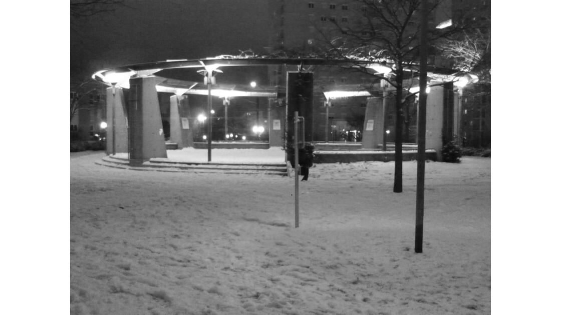 Le parc Albert Camus