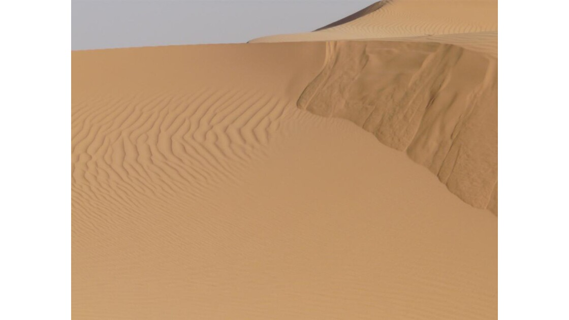 danse du sable