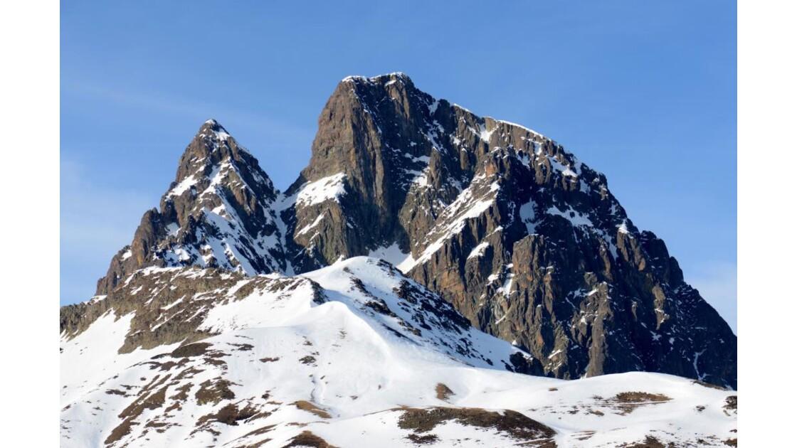 Pic du Midi d'Ossau - 2012 01 18 (18)