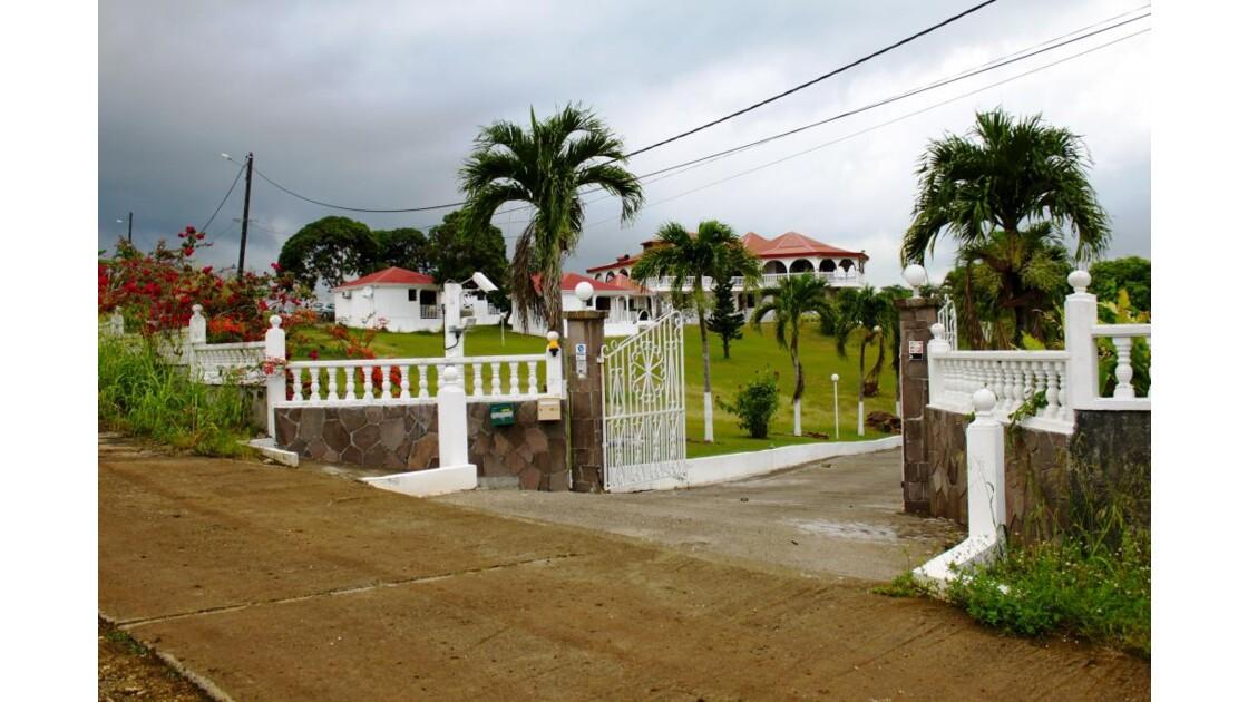 une résidence