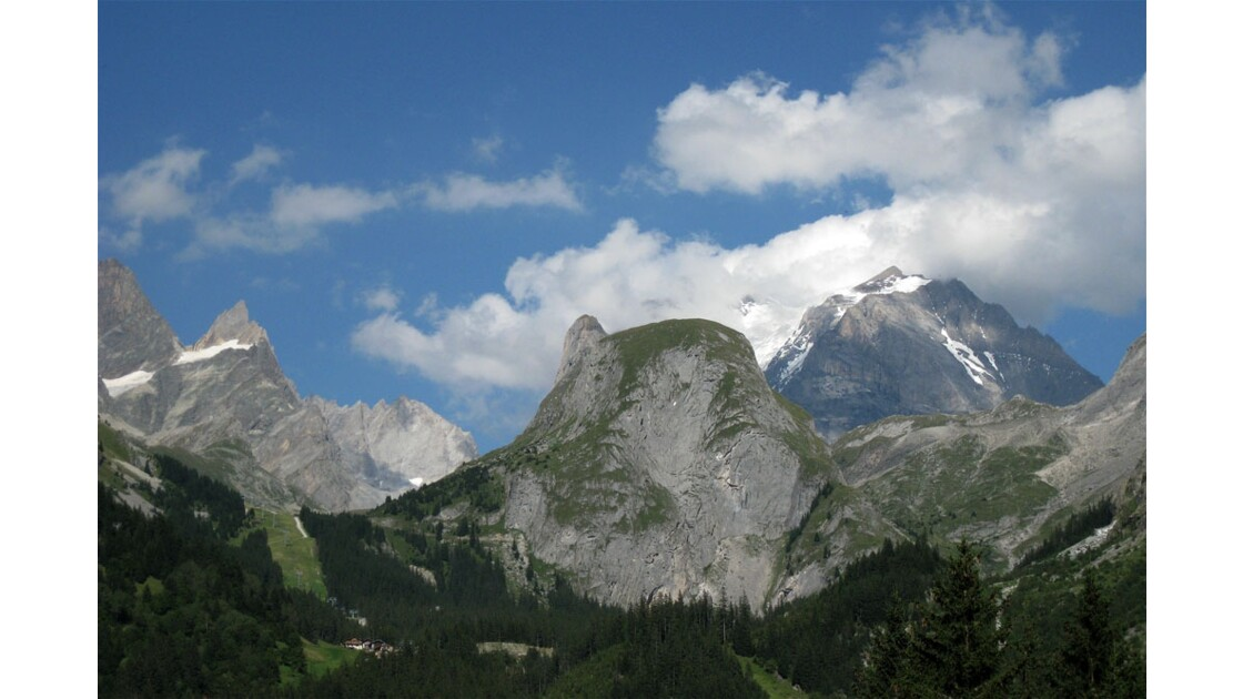 Massif de la Vanoise.