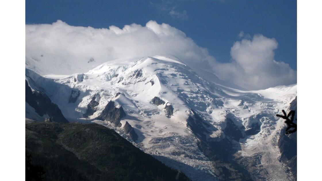 Massif du Mont Blanc.