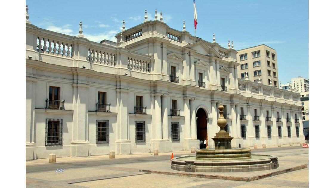 Santiago du Chili.