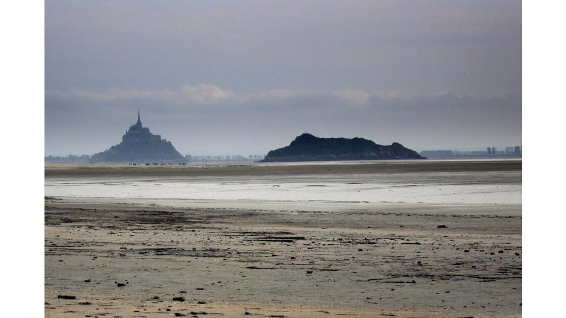 Baie du Mt St Michel