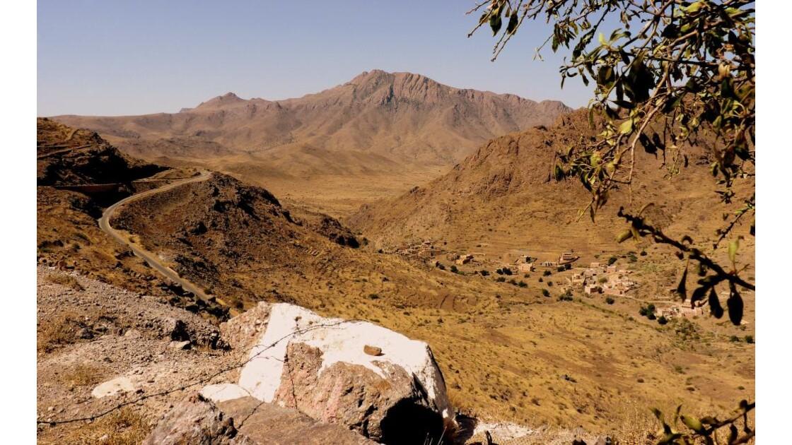 Montagnes de l'Anti-Atlas