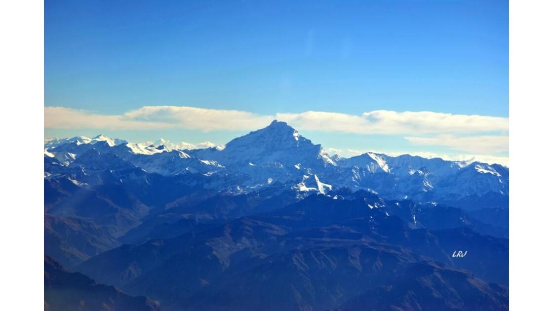 L'Aconcagua 6962 mètres.