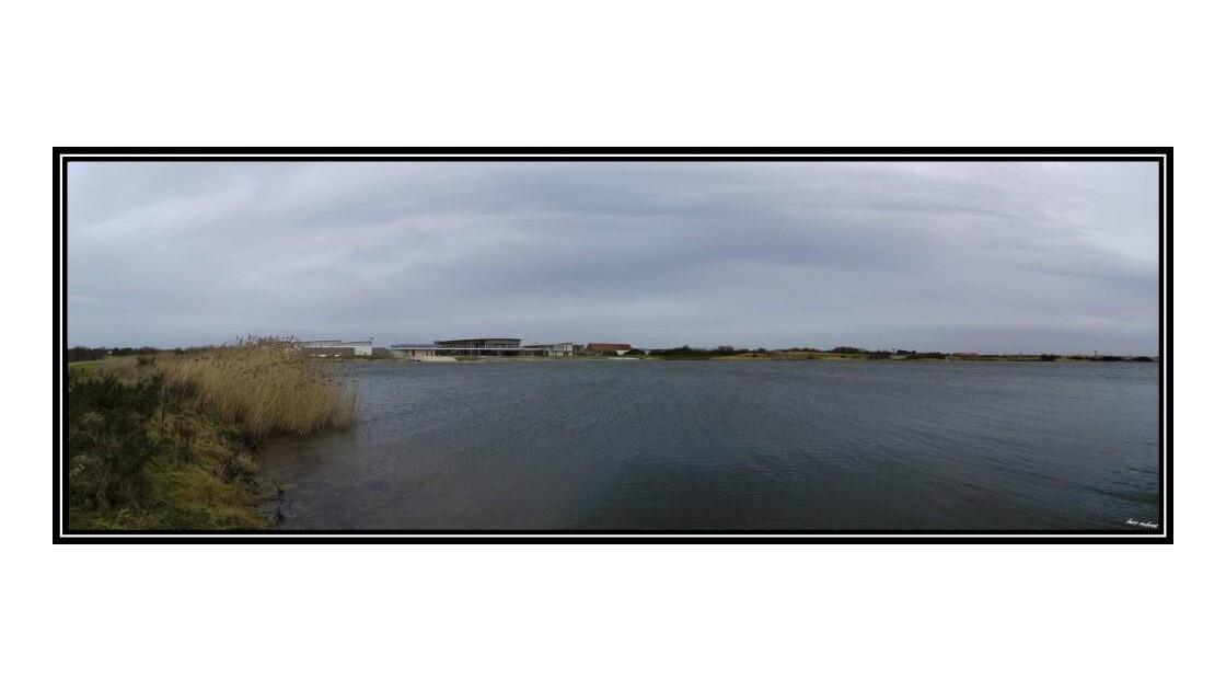 panoramique avec deux photos