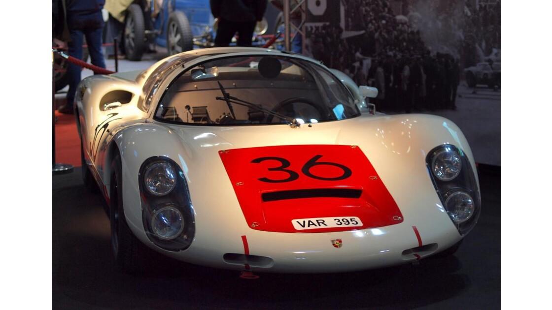 Rétromobile 2012 : encore une Porsche