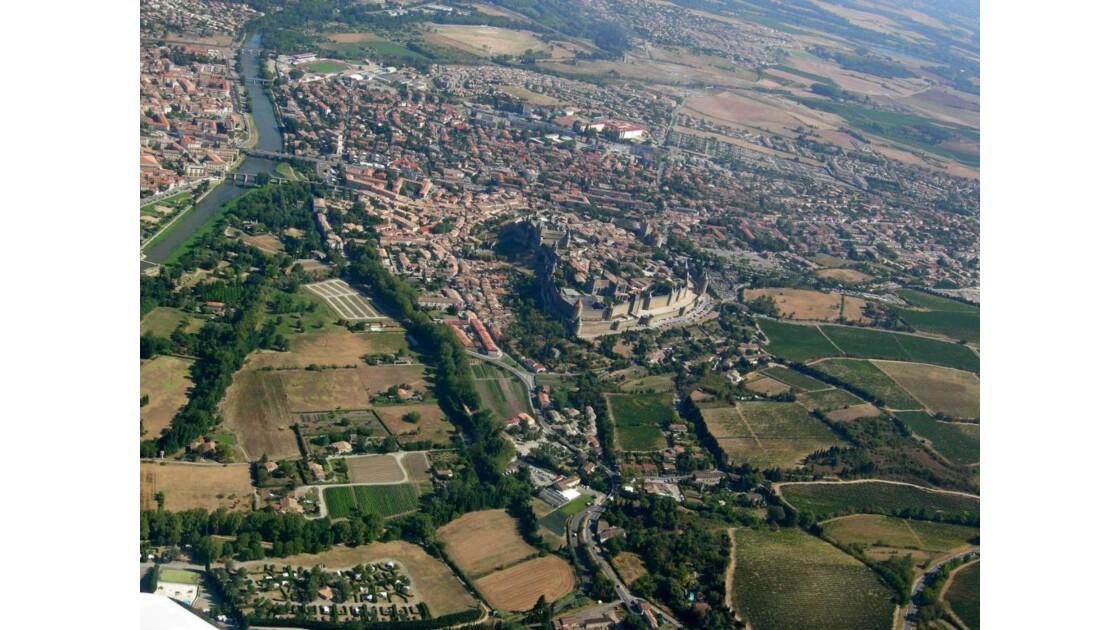 Arrivée à Carcassonne.JPG