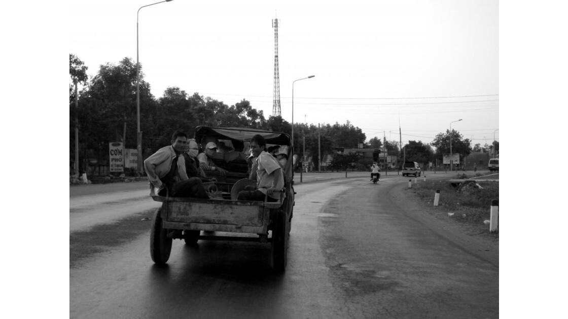 Sortie du travail - Viet Nam