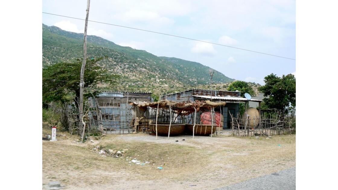 Maison en tôle - Viet Nam