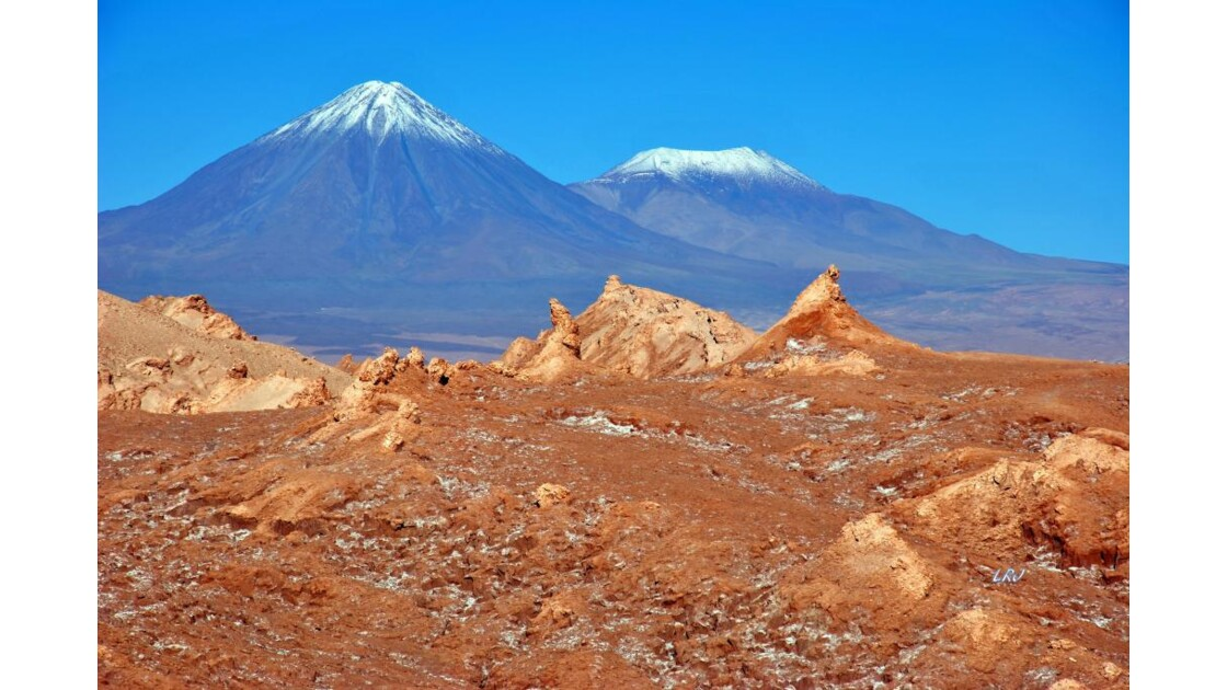 Désert d'Atacama.