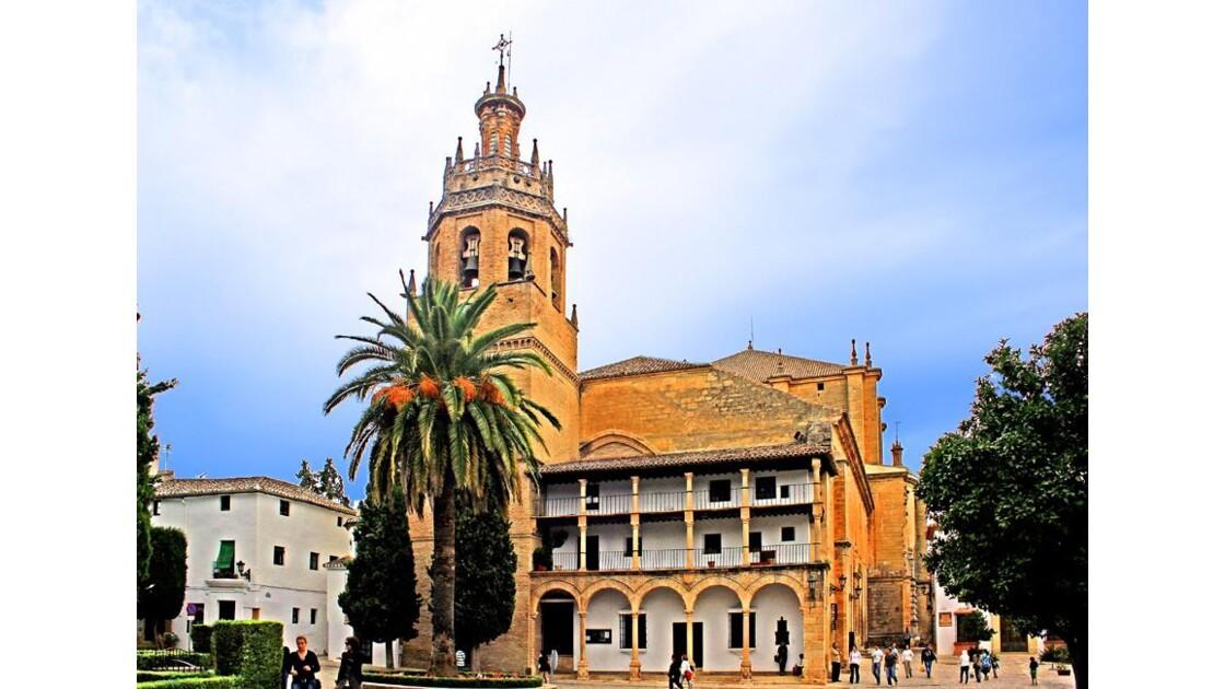 Eglise de Santa Maria.