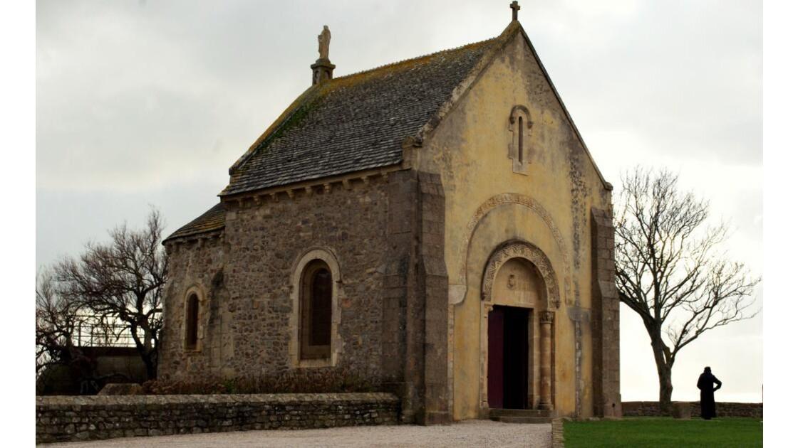 Chapelle,St Vaast la Hougue (V de Saire