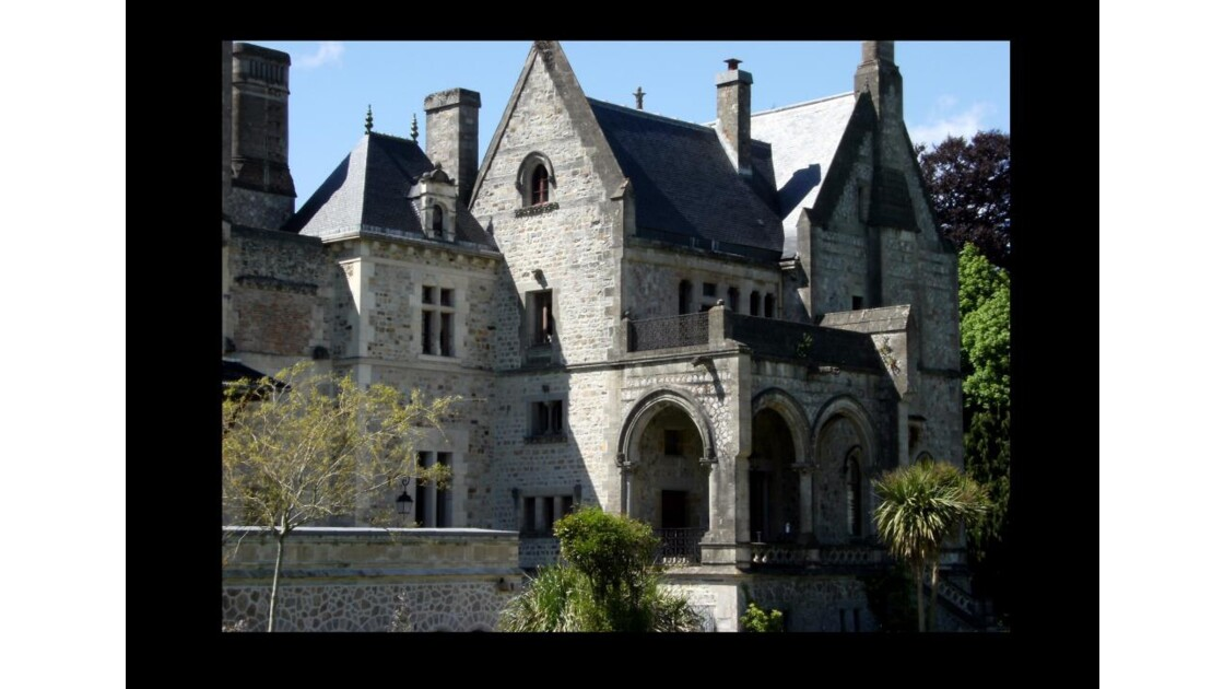 le Château Martinvast