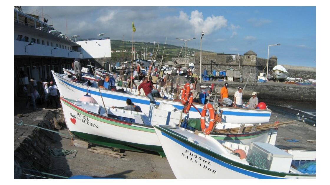 Port de Vila Franca do Campo