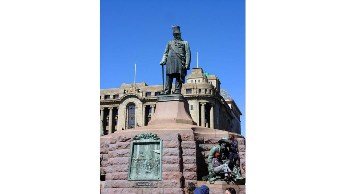 Monument à la gloire de Paul Kruger